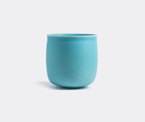 Raawii Vase, azure blue
