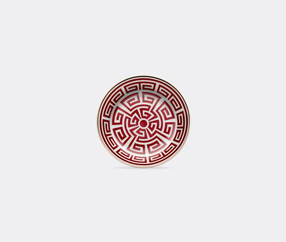 Ginori 1735 'Labirinto' tea saucer, set of two, red