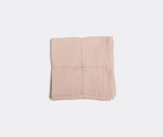 Once Milano Napkins, set of four, pink
