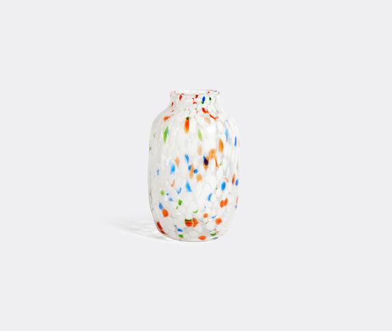 Hay 'Splash' vase, large, white dot