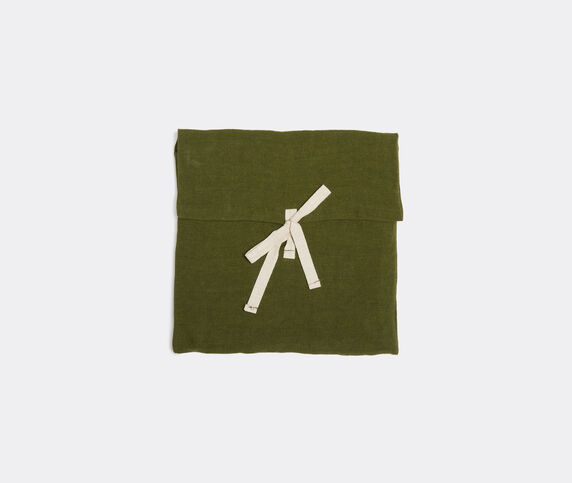 Once Milano Cocktail napkins, set of five, green