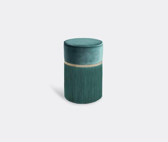 Lorenza Bozzoli Couture 'Couture' ottoman, small, green