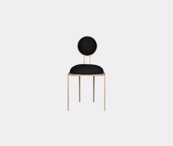 Bohinc Studio 'Orbit' dining chair, black