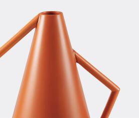 Atipico Koravase Ceramic Vase - Ø Mm 240Xh.525 - Col. Deep Orange 2