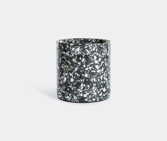 XLBoom 'Terrazzo' pot, black