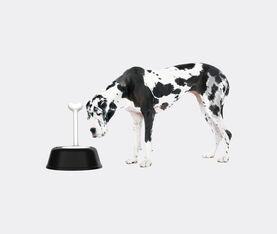 Alessi Lupita,Dog Bowl Black 3