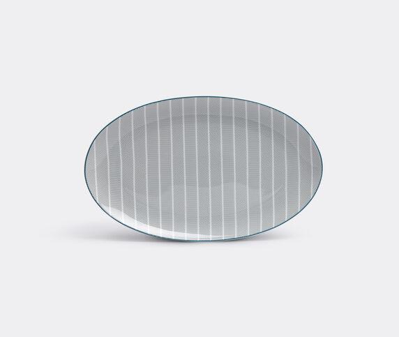 Vista Alegre 'Orquestra' small oval platter