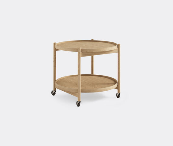 Brdr. Krüger 'Bølling' tray table, 600mm, oak