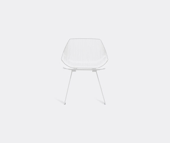 Bend Goods 'Bunny Lounge' chair, white