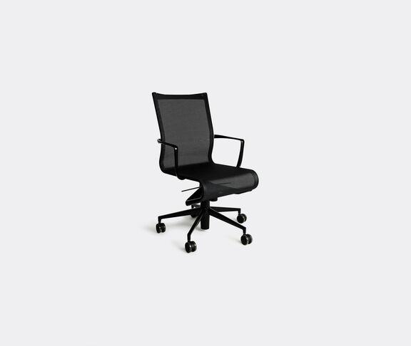 Alias Rolingframe+ Chair, Black 1