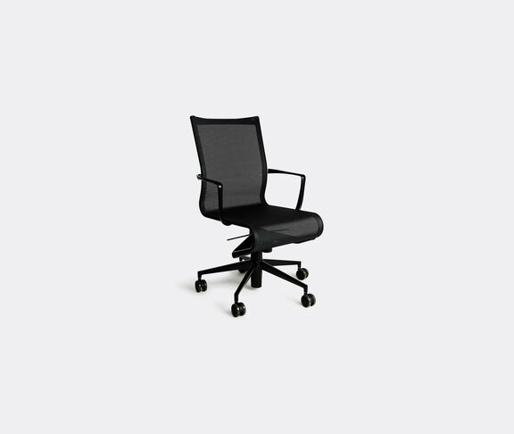 Alias 'Rollingframe+ Tilt 47' chair, black