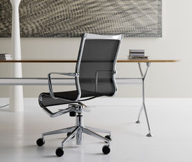Alias Rolingframe+ Tilt Chair, Aluminium 5