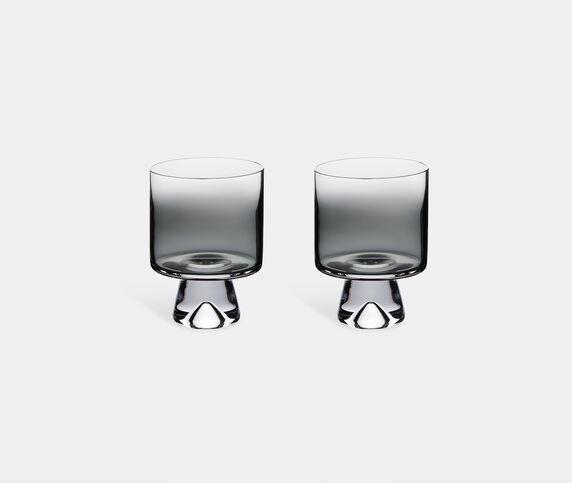 Tom Dixon 'Tank' low ball glasses, set of two, black