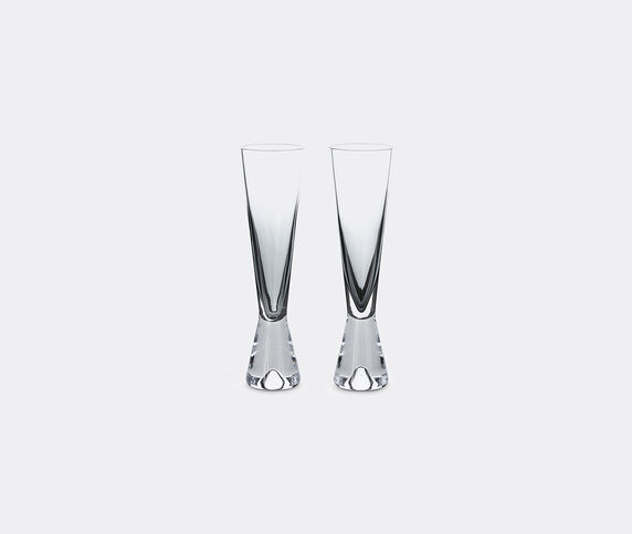 Tom Dixon 'Tank' champagne glasses, set of two