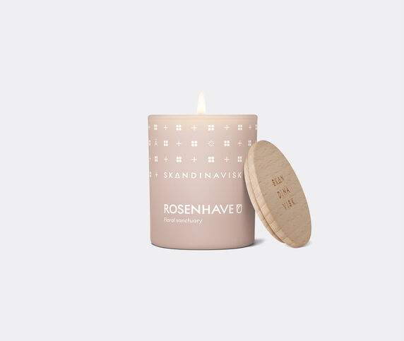 Skandinavisk 'Rosenhave' scented candle