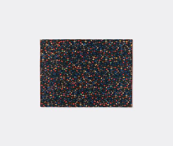 Golran 1898 'Diamond' black carpet, large