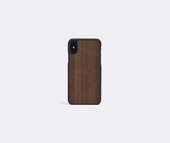 Wood'd Ebony iPhone X cover