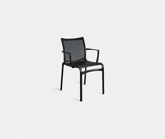 Alias Bigframe 44 Armchair, Black 1
