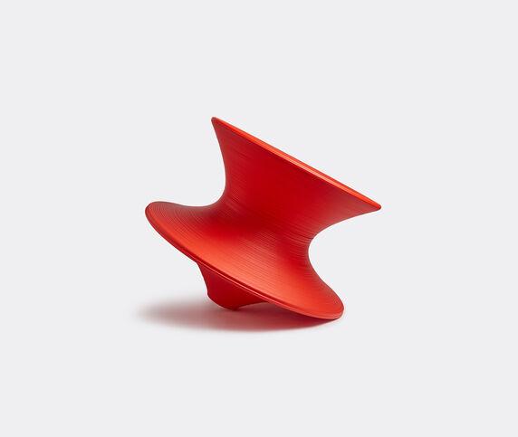 Magis 'Spun' rocking chair, red