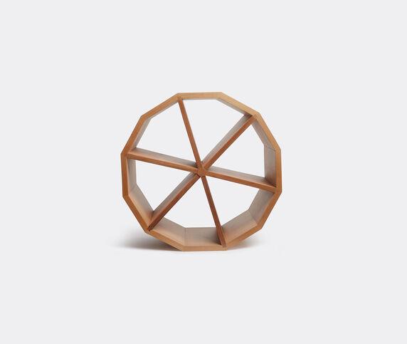 Domenico Orefice Design Studio Small walnut bookshelf