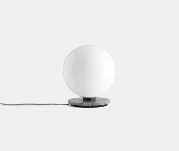 Menu 'TR Bulb' table and wall lamp, shiny opal, EU plug