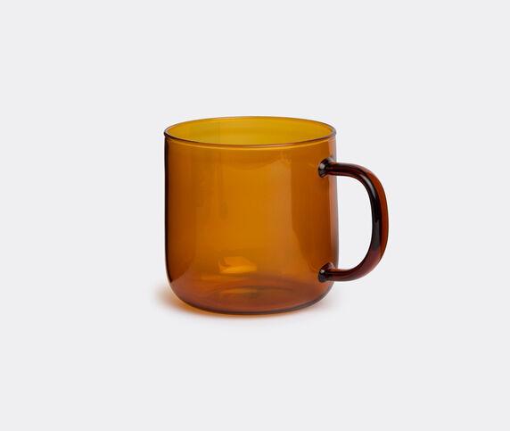 Hay 'Borosilicate mug', amber
