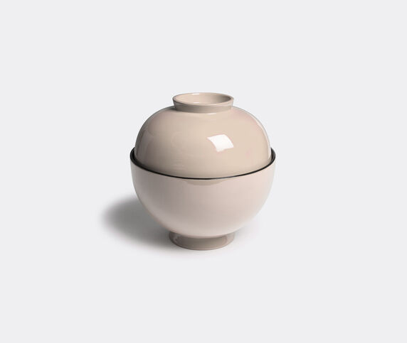 Wetter Indochine 'Rice' bowl, beige