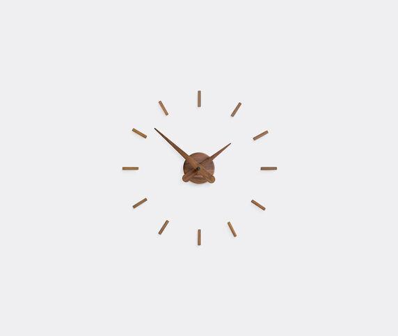 Nomon 'Sunset' clock, walnut