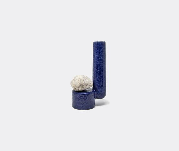 Hands on design 'Libra' vase, S, blue