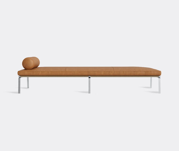 NORR11 'The Man' daybed, cognac