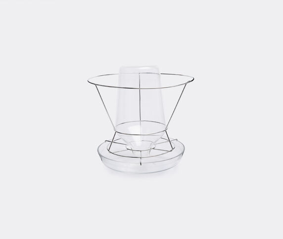 Valerie_objects 'Hidden' vase, clear