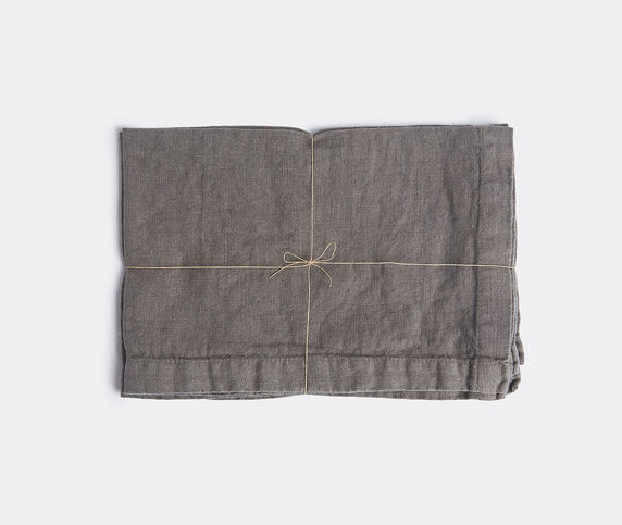 Once Milano Placemats, set of two, charcoal