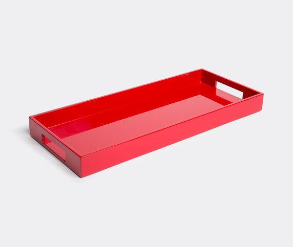 Wetter Indochine 'Manhattan' tray, red