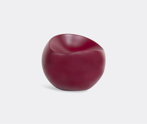 XLBoom 'Ball Chair', burgundy matt