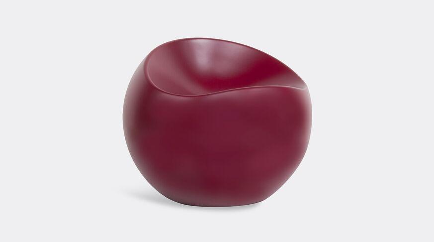 XLBoom Ball Chair Burgundy Matt 1