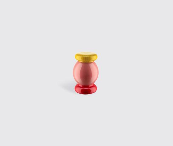 Alessi '100 Values Collection' salt, pepper and spice grinder, short, pink