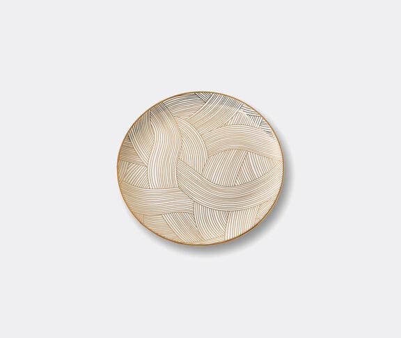 1882 Ltd Lustre Platter - Gold Dhow  2