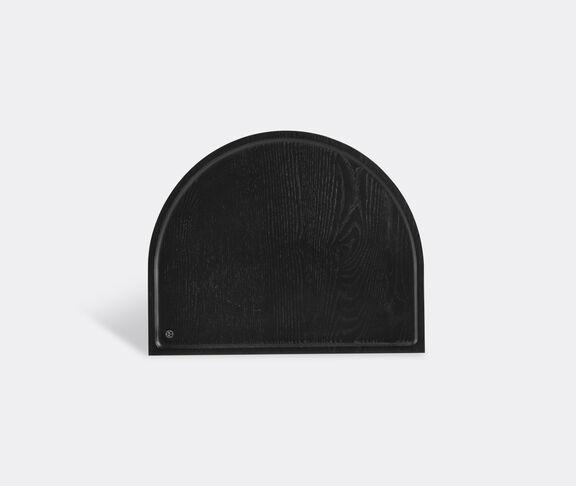 AYTM 'Sessio' tray, black, rounded