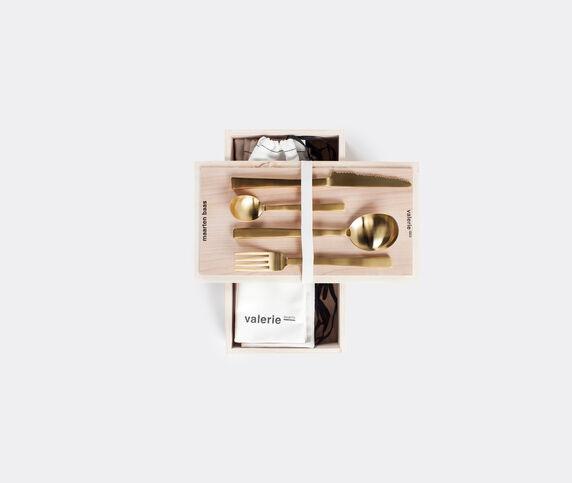 Valerie_objects Maarten Baas 'Giftbox' set, brass