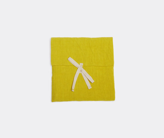 Once Milano Cocktail napkins, set of five, yellow