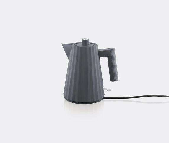 Alessi 'Plissé' electric kettle, grey, EU plug