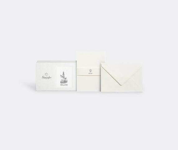 Pineider 'Milano' card set, set of 12