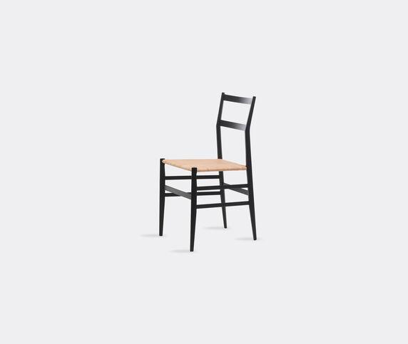 Cassina 'Superleggera' chair, black