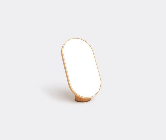 Tre Product 'Woodturn' mirror