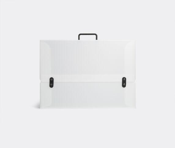 Nava Design 'Piuma' briefcase transparent, extra large