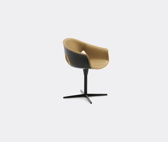 Poltrona Frau 'Ginger Ale' chair, column base
