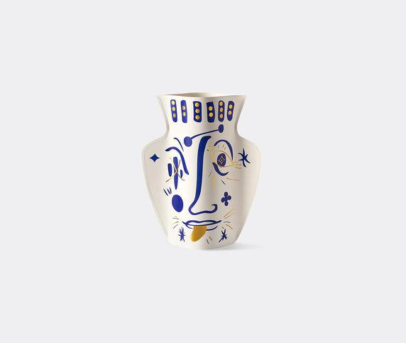 Octaevo 'Vasage' paper vase, white