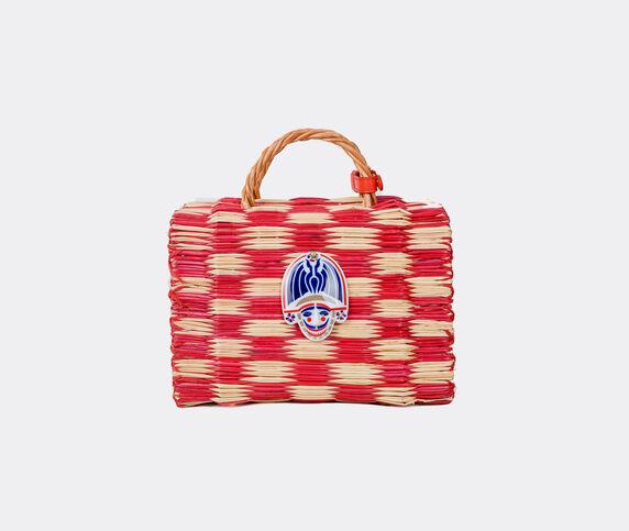 Heimat - Atlantica 'Tom Tom' bag, red