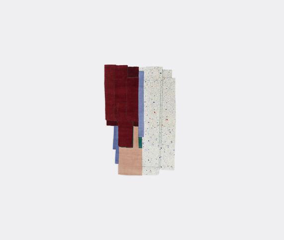 Cc-tapis 'Patcha' rug, burgundy