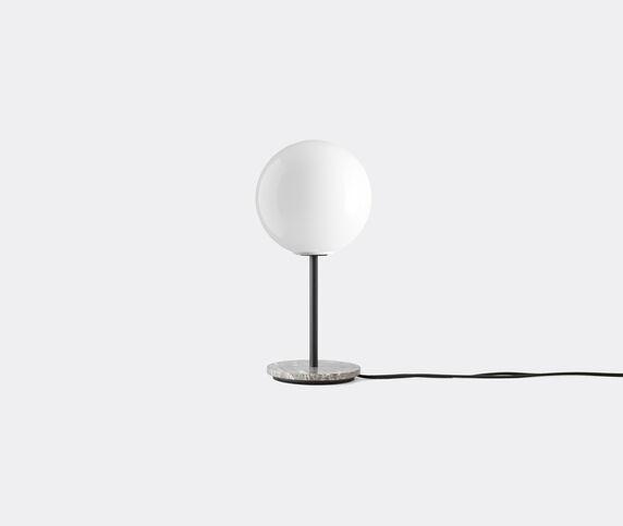 Menu 'TR Bulb' table lamp, shiny opal, EU plug